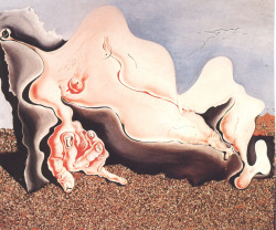 Salvador Dalí, Female Bather, c. 1928