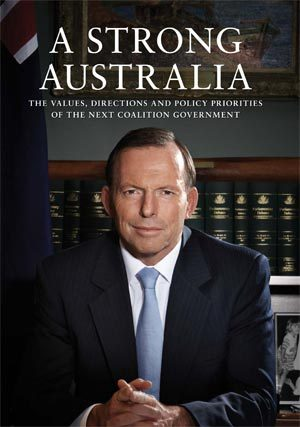abbottoirblues:  Unfortunately for Mr. Abbott the ideas for a strong Australia were over his head.