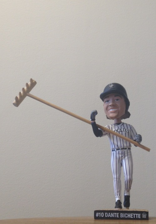 #LilDante: I love to RAKE! (See what I did here?) YES! *Fist Pump*