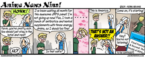Anime News Nina - #147 It's another storyline! zOMG