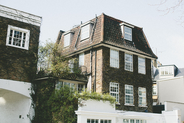 | ♕ |  London - house of ivy  | by © hjartesmil