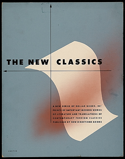 Alvin Lustig - great modern book cover designer