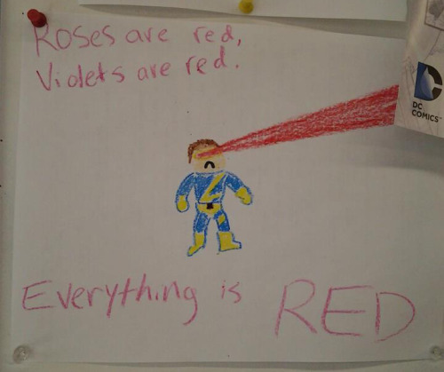 Cyclops wishes you a very happy Valentine's Day!  {via Reddit}