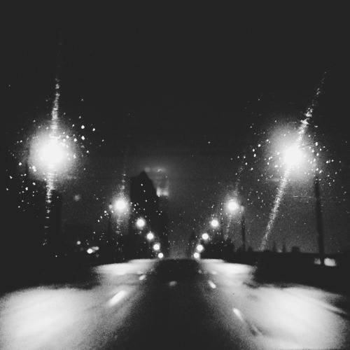 New Ryan Russell photograph: Night Drives