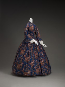 historicalfashion:  Day Dress (American) | IMA | 1860s