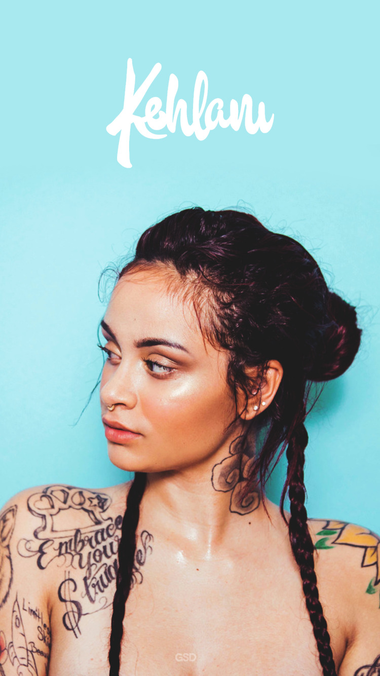 grvy scvle designs  u2014 kehlani iphone wallpapers  gsdesigns
