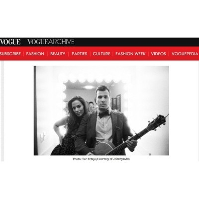 johnnyswim:  Check out our @voguemagazine article! http://bit.ly/12ZD86X (photo cred to @tecpetaja )