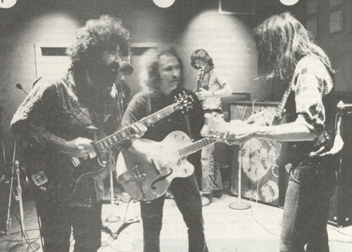 sixtiesandbluesmusic:  JERRY GARCIA DAVID CROSBY NEIL YOUNG