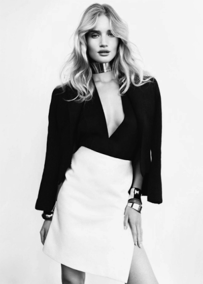 black-crownss:  Rosie Huntington Whiteley for Vogue Spain March 2013