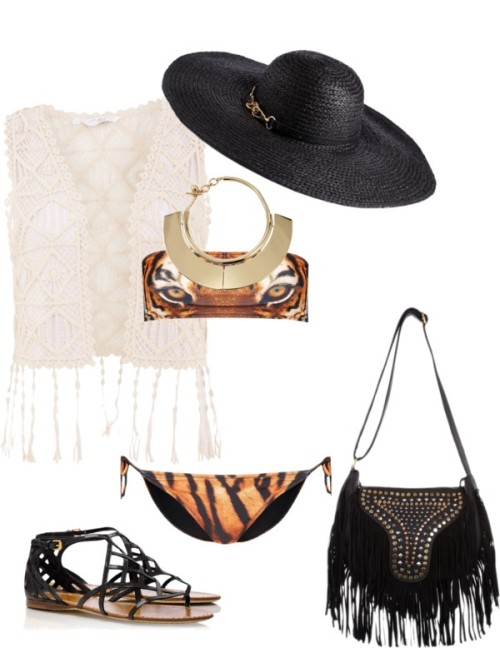 Untitled #79 by lovelyandie featuring sun hats