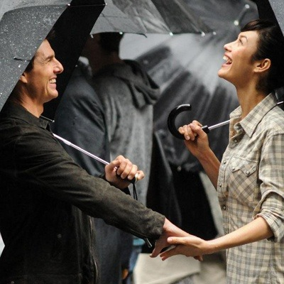 Tom: You are my sunshine on a rainy day…