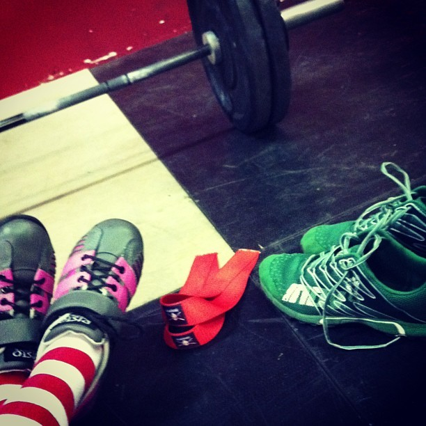 What did I do before CF? #lovethis #crossfit #crossfitlifestyle #training #weightlifting#strongwomen