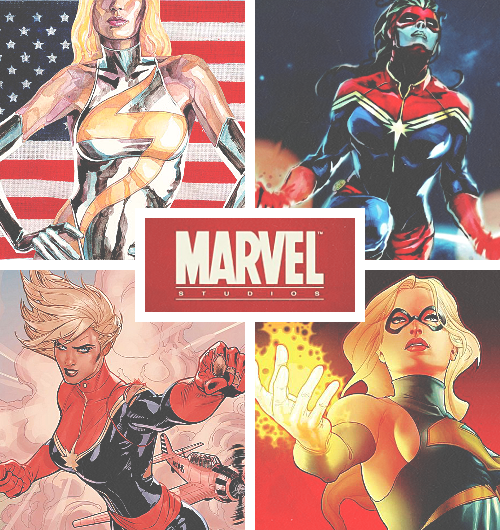 30 Days of Marvel | Character/Team Who Should Have Their Own Movie↳ Carol Danvers (Ms. Marvel/Captain Marvel)