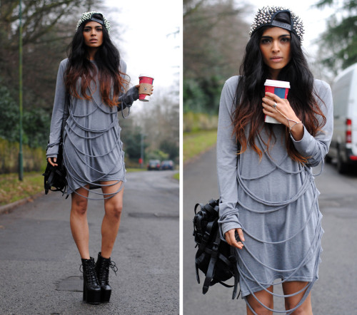 lookbookdotnu:  One More Night. (by Kavita D)