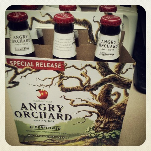 Pretty excited about this new release cider! :]