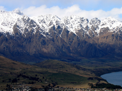 eocene:  The Remarkables III (by Josh Bingham)