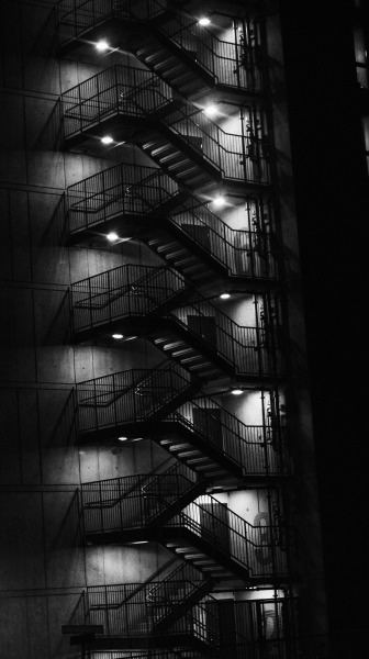 connerleephotography:  UC stairs Conner Lee Coughenour Photography