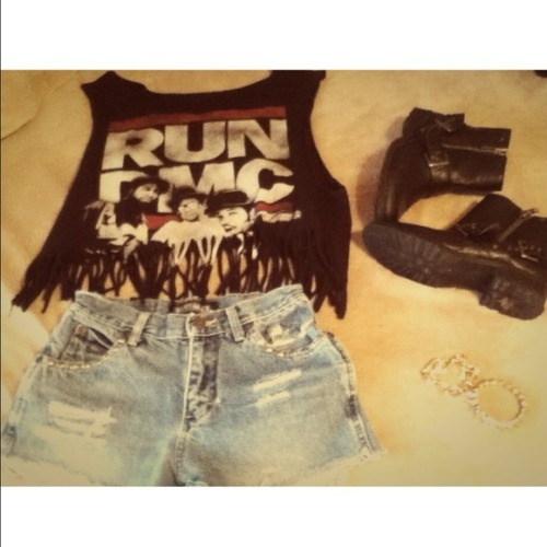 I just added this to my closet on Poshmark: RUN DMC Fringe Muscle Tank. (http://bit.ly/YirHzr) #poshmark #fashion #shopping #shopmycloset