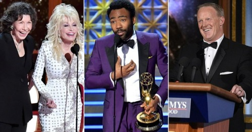 The 20 best, worst and most WTF moments from this year's Emmys.
