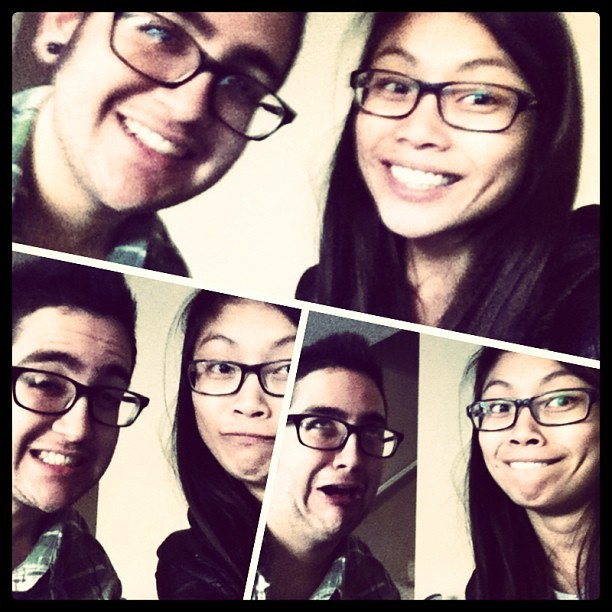 Love us, we're so purdy. @jericacero #instagram #bestfriend #friendship #love #gay #gayboy #goodtimes #highimryan #português #portuguese #socal