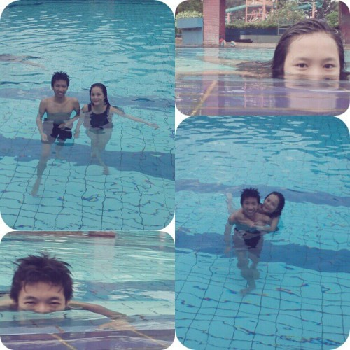 #swimming #waterpark #holiday #instaphoto #instadaily #pictoftheday @alvinprtmaa