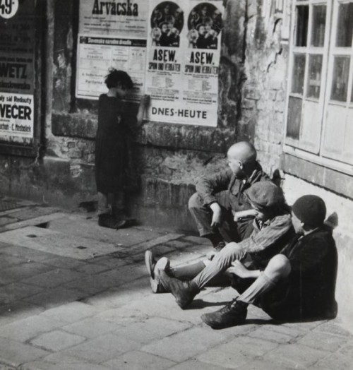 varietas:  Viliam Malík: Árvácska (The Sun Also Shines for the Poor), 1936  *