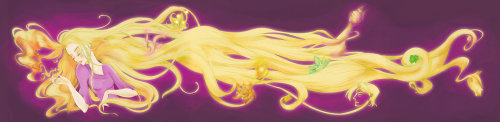 Rapunzel's Dream by ~MadEye01