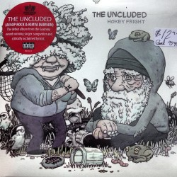 Picked up The Uncluded,  @AesopRockWins and @MrsKimyaDawson, from our buddies at @HarvestRecords :) #kimyadawson #aesoprock #theuncluded (at Harvest Records)