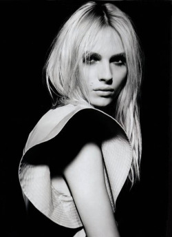 Andrej Pejic, February 2013 issue of Style: Singapore
