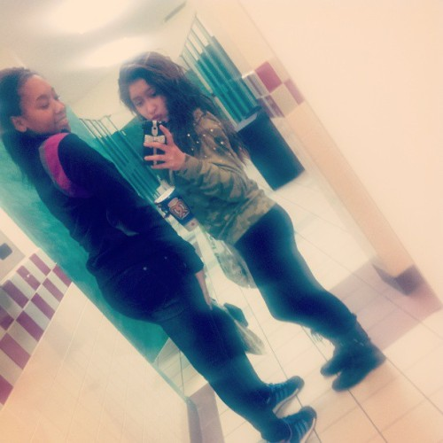 My wife @reckless_breed :) and I