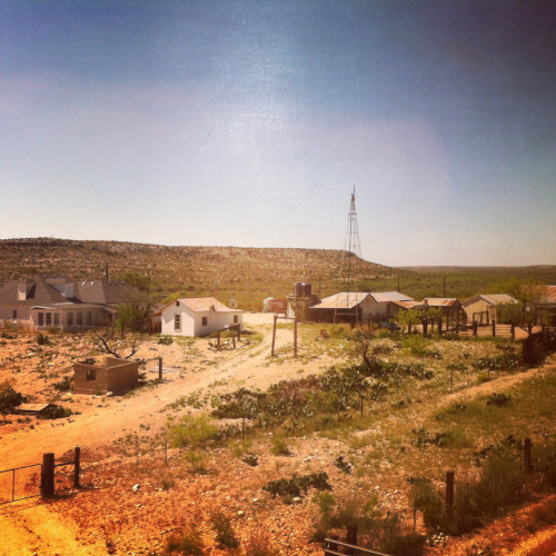 in between there and nowhere | west texas near the rio grande  2013 © debora smail