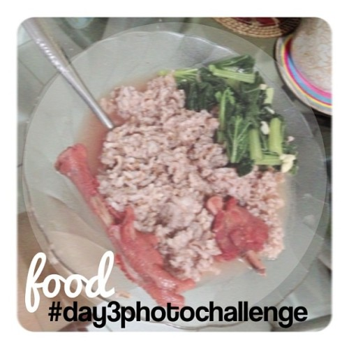 day 3 photo challenge : FOOD 🍲 #30daysphotochallenge #day3 #food #lunch