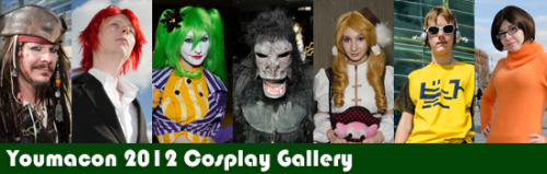 Finally posting the hallway photos I took at Youmacon. view the convention photos…