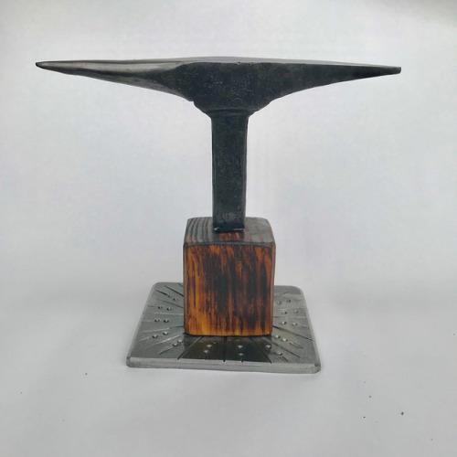 blacksmith metalsmith jewelersanvil woodworking vermontbyvermonters stakeanvil anvil openeasy foreveropeneasy functionalart toolsofthetrade