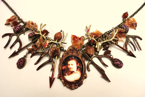 Daryl Dixon Necklace by NixxiRose on etsy