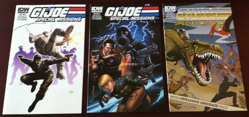 Advance copies are here! Here's a look at all the cool regular and variant covers for some upcoming releases that just came across our desks. Teenage Mutant Ninja Turtles #23 - Out June 26th G.I. JOE: Special Missions #4 - Out June 26th Godzilla: Rulers of Earth #1 - Out June 26th True Blood #14 - Out June 26th Vitriol: The Hunter #5 - Out June 26th Transformers: Monstrosity #2 - Out July 3rd Transformers: Robots in Disguise #19 - Out July 3rd