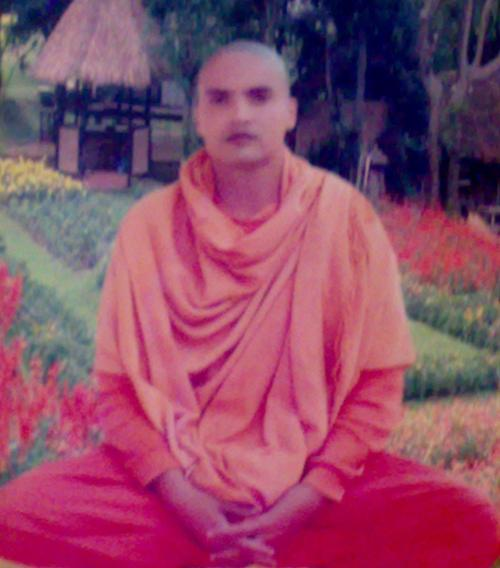 santmat:  Swami Vyasanand, a Guru in the Sant Mat Tradition of India