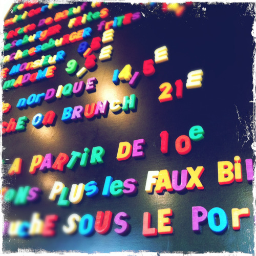 #Multicolor #104 #paris