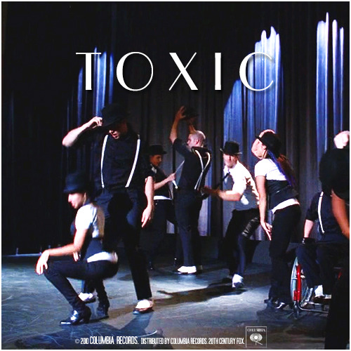 2x02 Britney/Brittany | Toxic Requested Alternative Cover
