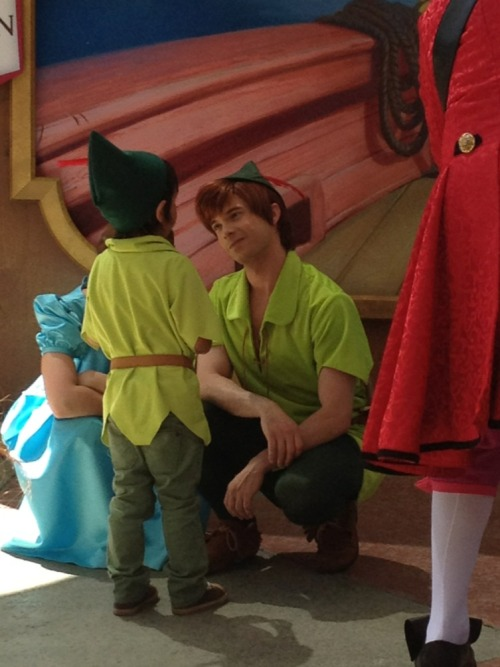 disneyplace:  I'm sorry but this was just too precious
