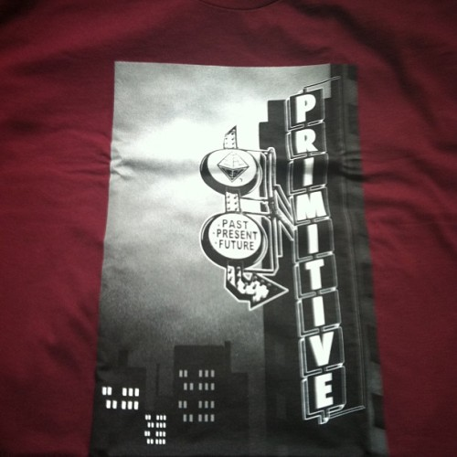 Had To Cop 1 More Shirt From #Primitive Before The Year Iz Up #ontheblvd