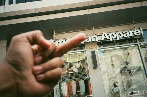 moanarch:  i dont love LA by cas is king on Flickr.