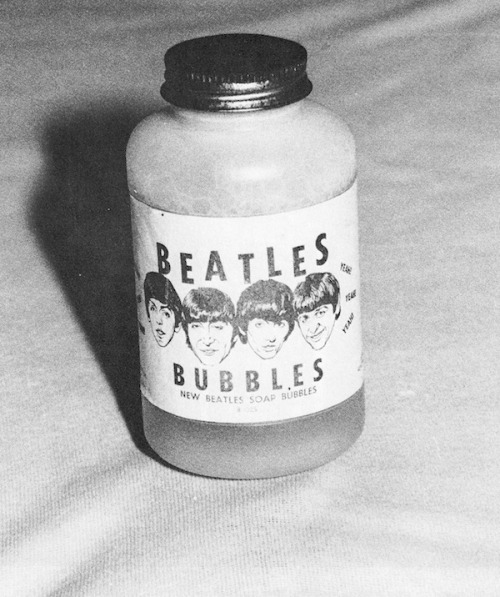 thebeatals:  Beatles bubbles