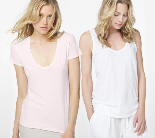 It's basics time! Made from super-soft fabrics, our best basics are just perfect for adding color and comfort to your style this upcoming Summer.Shop our best basics here.