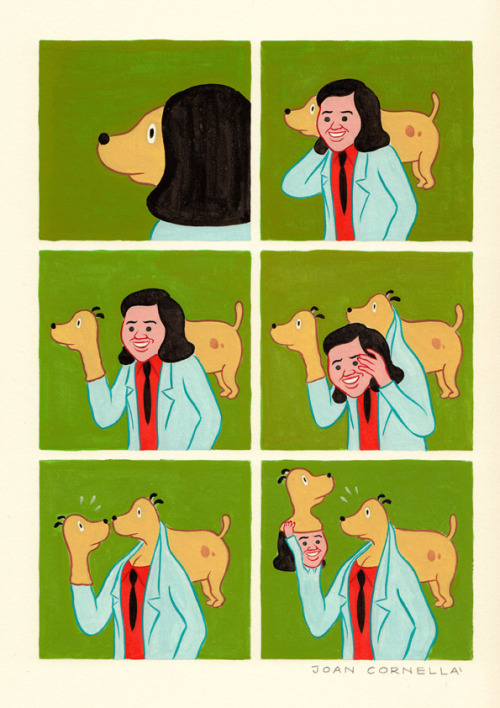 twodeigh:  nevver:  Joan Cornellà  katie likes/ doesn't like this