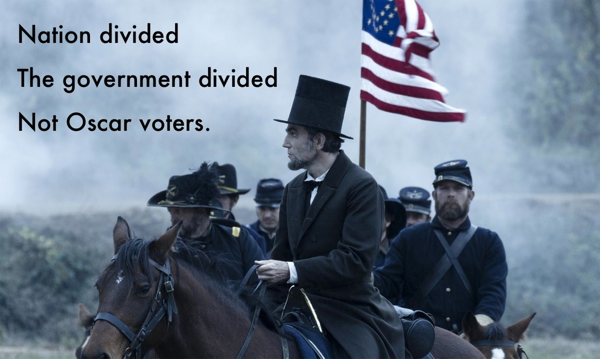 reviewinhaiku:  Lincoln  This movie looks good!!