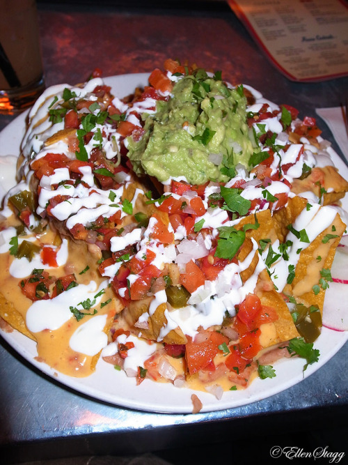 Best nachos ever from Taco Chulo.