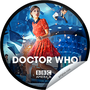 I just unlocked the Doctor Who: Journey to the Centre of the TARDIS sticker on GetGlue                      6368 others have also unlocked the Doctor Who: Journey to the Centre of the TARDIS sticker on GetGlue.com                  You're watching the premiere of Doctor Who: Journey to the Centre of the TARDIS, presented by Supernatural Saturday, only on BBC America. Tonight, a spaceship salvage team drags the TARDIS on board, sending its systems into meltdown. As the Doctor marshals the motley salvage crew outside, he realizes Clara is still trapped within his malfunctioning ship, pursued by a dangerous group of ossified monsters. He has just 30 minutes to find Clara and save his TARDIS before it self-destructs. Share this one proudly. It's from our friends at BBC America.