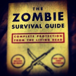 I shall survive!!!! Lmao new book I bought haha