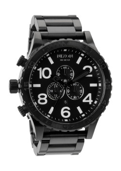 wantering:  Nixon The 51-30 Chrono Watch